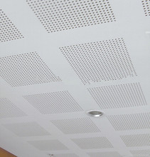 Paper Faced Acoustic Prices Standard Gypsum Perforated Ceiling Board
