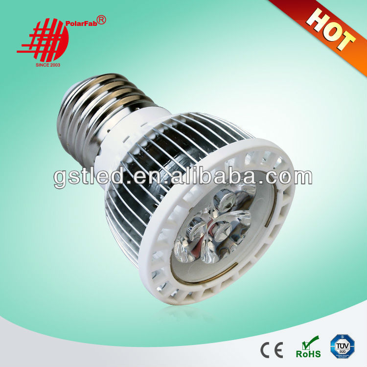 2013 Hot Sell High Quality Cree/Edison/Osram Led 3W Spotlight Led