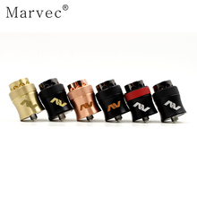Top Selling In China Adjustable Lockable Magnetic Brass/Red Copper RDA Atomizer