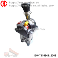 tipper truck parts cable control valve hydraulic parts for dump truck,hebei china supplier,dump truck parts