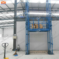 high rise commercial motorcycle lift table for project