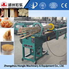 Automatic Bamboo Tooth Picker Producing Machine / toothpick Making Machine Production Line