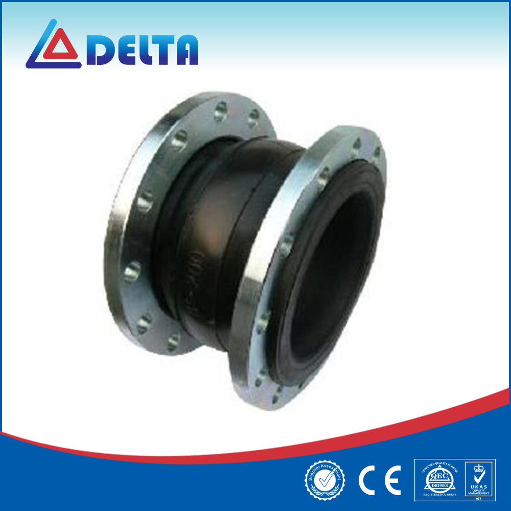 Single Sphere Flexible Rubber Epdm Expansion Joint