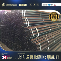 Minerals Metallurgy Welded ASTM A53 Erw
