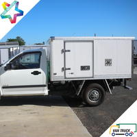 1 Tonne Refrigeated Truck Body UTE Pickup Reefer Truck