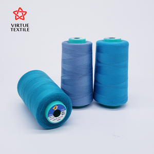 High quality 100% spun polyester sewing thread 50/2 50/3 with TFO technology