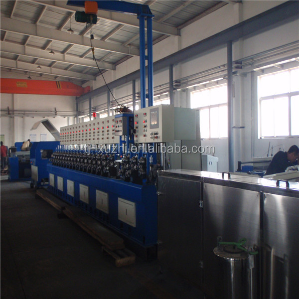 Automatic welding machine double loop wire forming machine