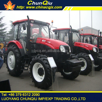 Original YTO-X904 90hp china tractor, YTO tractor