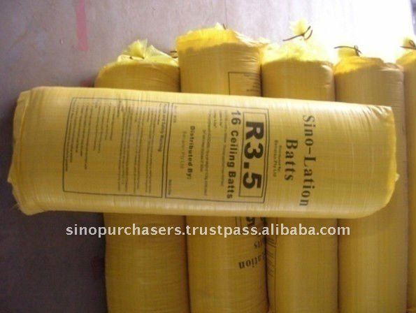 SINO LATION Glass Wool Commercial Ceiling Insulation