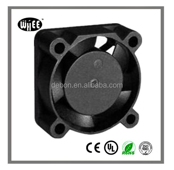 radiator cooling fan motor brushless dc motor 2510 25mm