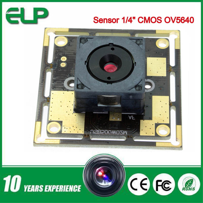 Windows Linux Android 5mp OV5640 autofocus usb webcam module