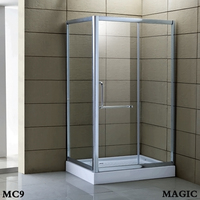 Rectangle shower cabin(100x80,120x80,120x90),Grade A Made in China