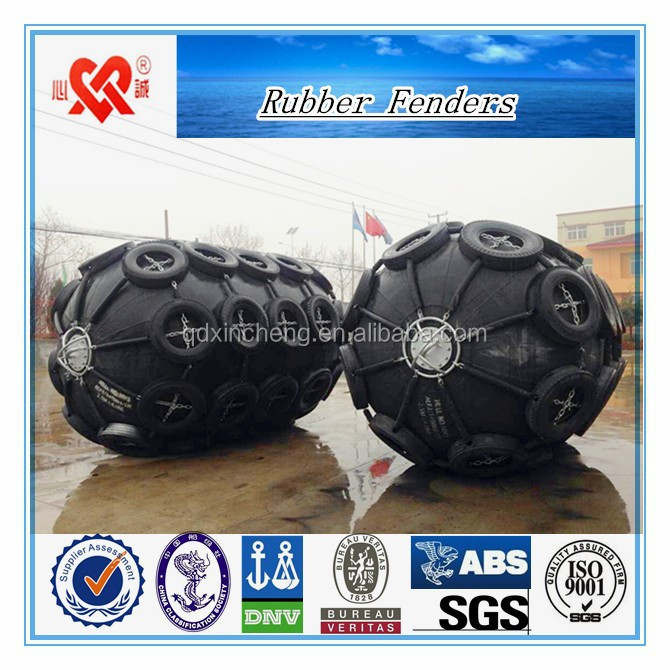 Ship parts price pneumatic ballon barge rubber fender for sale