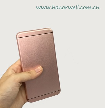 OEM Logo 4000mAh Power Bank/ Portable Charger for moblie phone