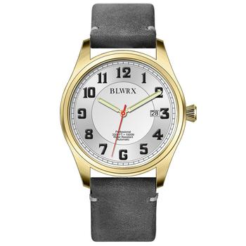 China wholesale supplier  unseix wrist watches leather strap made in china