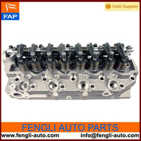 MD303750 Cylinder Head for Mitsubishi Pajero, Delica, L300, L400 2.5TD 4D56 Engine