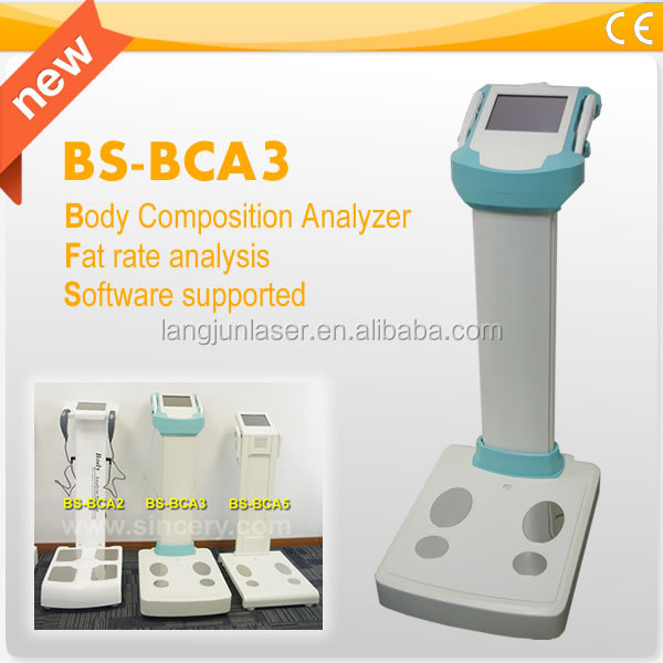 BS-BCA3 MFBIA test body composition analyzer body fat analysis machine