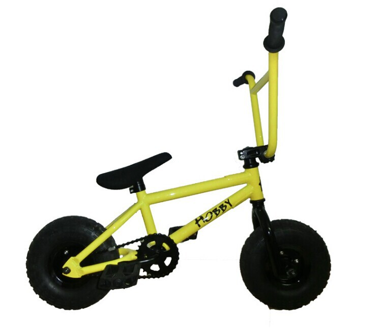 freestyle street mini BMX bike with allloy clamp
