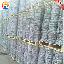 Electro and Hot dipped building barbed wire fence (specialized manufacturer)