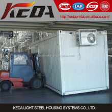 Foshan Keda Brand Newly Designed Portable House Container Home & Office
