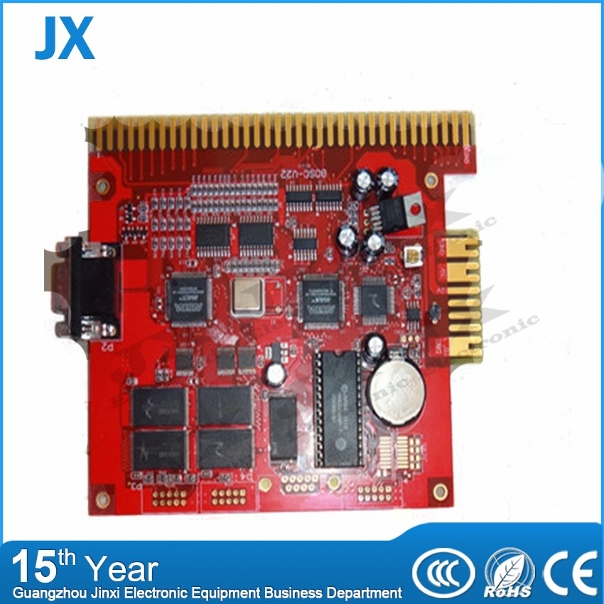 Good supplier of multi arcade game of amiral wms 5 in 1 game pcb board