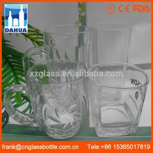 10 years Factory in time reply service glass drink bottle