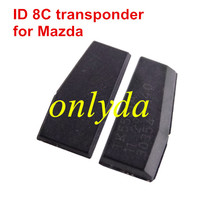 ID8C Mazda Transponder chip, No. is TK5561A can use Tango to copy TK5561 for ZedFULL (8C Mazda Proton)