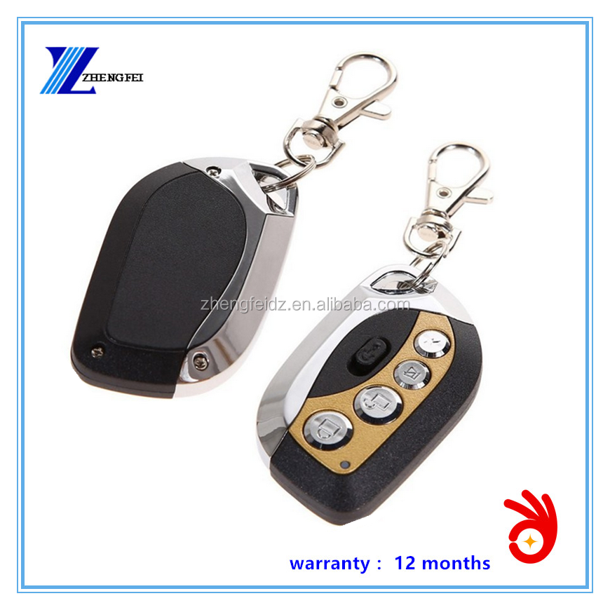 33MHz Wireless Auto Remote Control Duplicator Frequency Adjustable Keychain