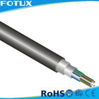 GYTA 24 36 44 48 60 Core Underground Fiber Optic Cable