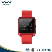 China Factory cheap Price Smart Watch Phone Bluetooth touch screen