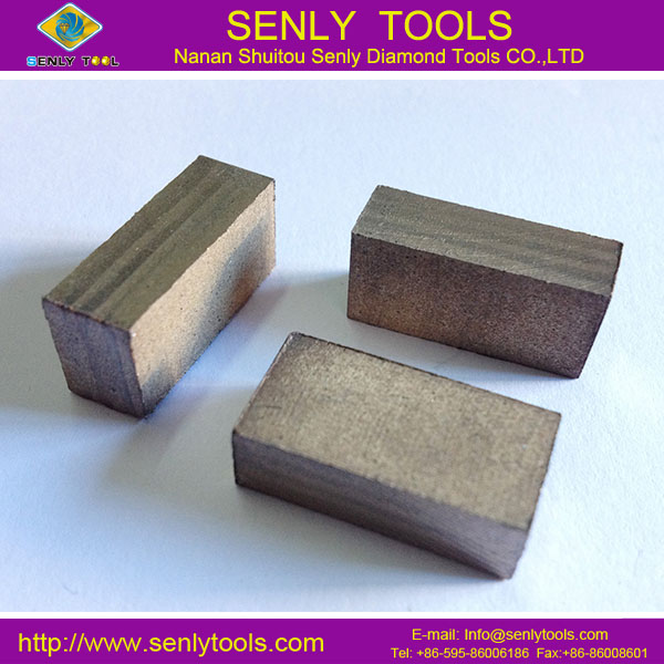 Short Teeth Diamond Segment Marble SENLY TOOLS