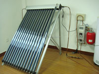 20-tube Pressurized Solar Hot Water Heater/collector Vacuum Tube