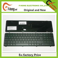Genuine Original New Laptop keyboard for HP CQ72 Keyboard Replacement