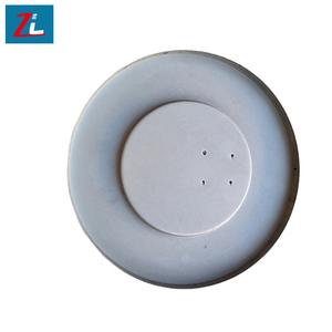 air purifier filter stainless steel pipe threaded end cap