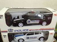 4 channel r c police car ( not include the battery )