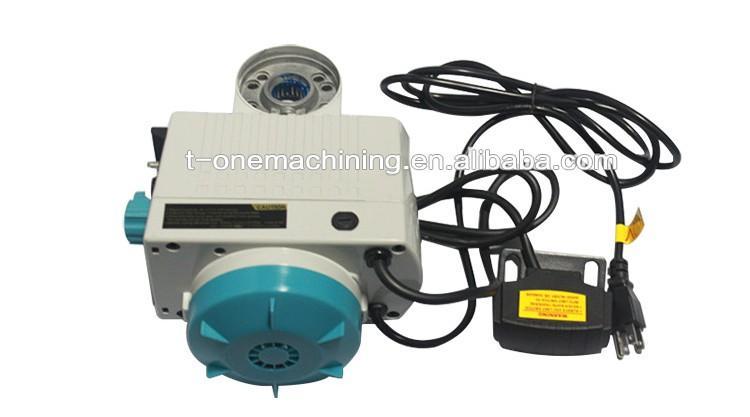 Factory price milling machine table power feed