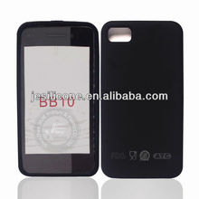 Cheap silicone cellphone case for blackberry bulk