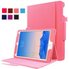 New Design Leather Port Folio Stand Smart Magnetic Cover Tablet Case for Ipad Pro Keyboard