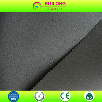 0.5-1.2mm thick soft pvc leather fabric for shoes&hat