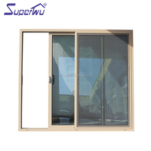China wholesale Aluminum double glass frame hotel sliding barn door