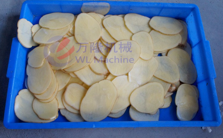 Industrial potato cutter onion cutting machine taro chips cutting machine