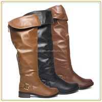 Sexy Ladies Round Toe Boots Women