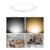 3w Round Led Panel Light Flat Ceiling Light, Indoor Decorative modern led ceiling lighting