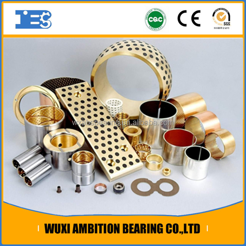 IBS Wear Plate Oilless Bearing