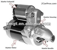 Sell 24V 10T 5.5kW 6BD1T Auto Starter Motor for Engine accessories