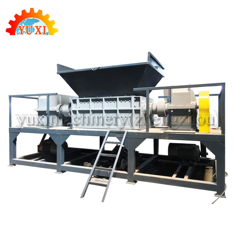 Professional Manufacturer! Heavy Duty Waste Plastic Shredder/ Waste Crushing Machine For Big Lump Material