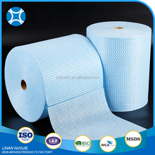 Cheap Dry Nonwoven Woodpulp PP Industrial Wipes