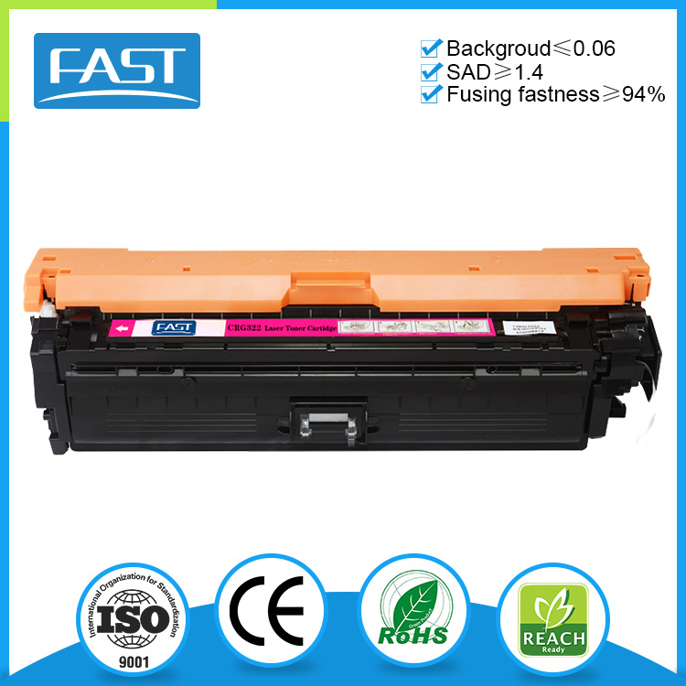 High quality CRG322 toner cartridge compatible for Canon LBP9100CDN
