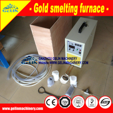 Complete gold refining equipment