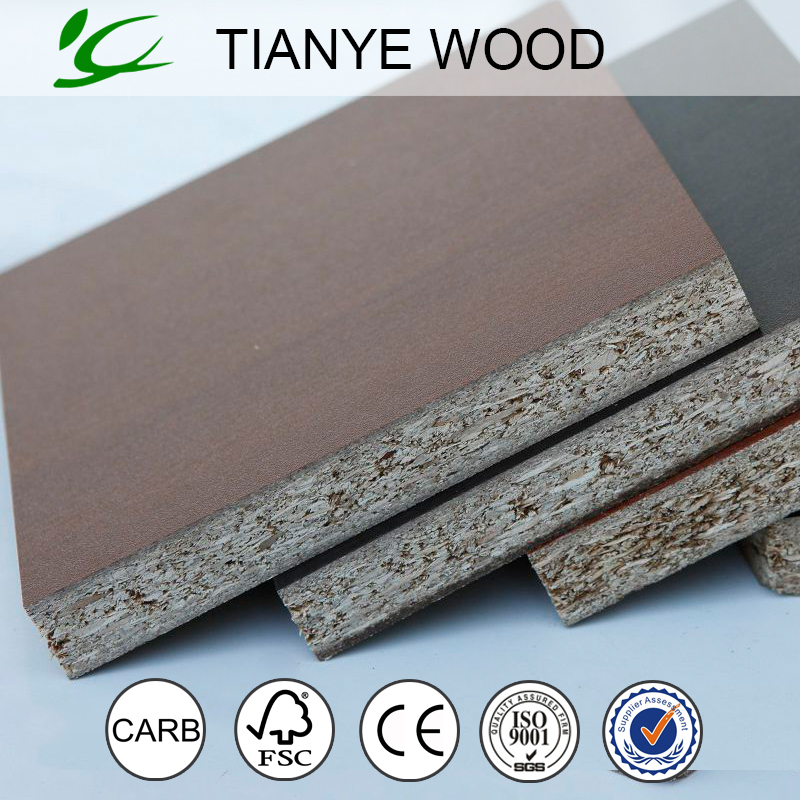 China different colors melamine countertop particle board